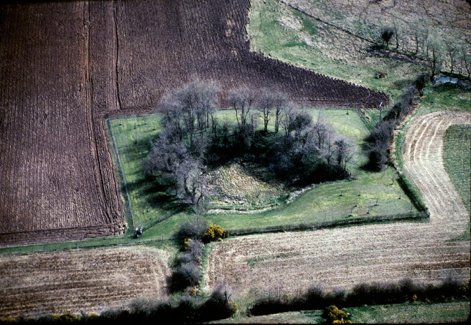 Navan Fort in the Late Bronze Age: The King's Stables