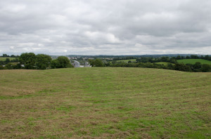 Navan Fort site A Ring Barrow
